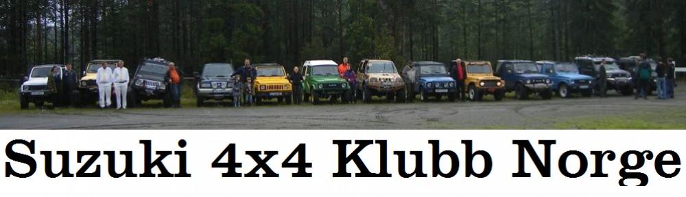 Suzuki 4×4 Klubb Norge